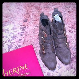 Catherine Malandrino boots, Womens, size 8